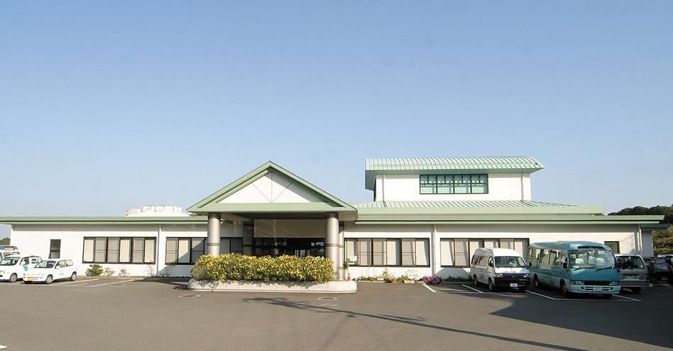 社会福祉法人恵会,はっぴー園正面玄関,鹿児島,デイサービス